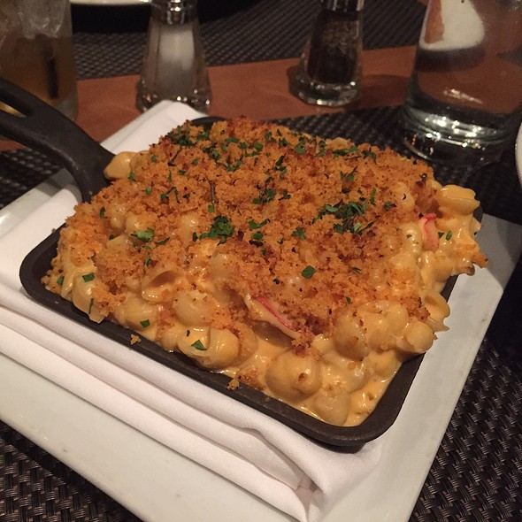 Lobster Mac N'cheese - Park West Tavern, Ridgewood, NJ