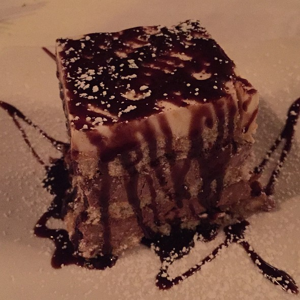 Tiramisu - Andies Restaurant - Lakeview, Chicago, IL