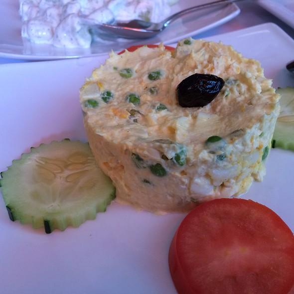 Olivieh Salad - Persepolis, New York, NY