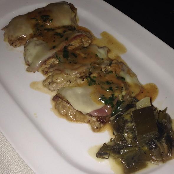 Veal Saltimbocca - Branzino Italian Ristorante, Philadelphia, PA