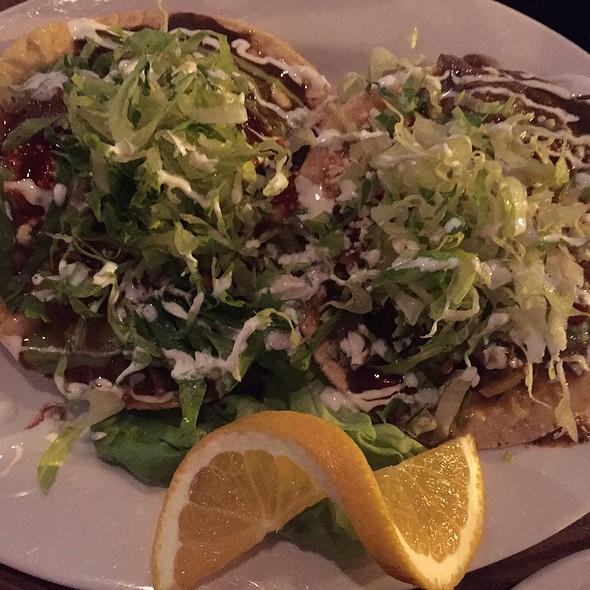 Tacos De Tinga - La Cocina Oaxaquena, Seattle, WA