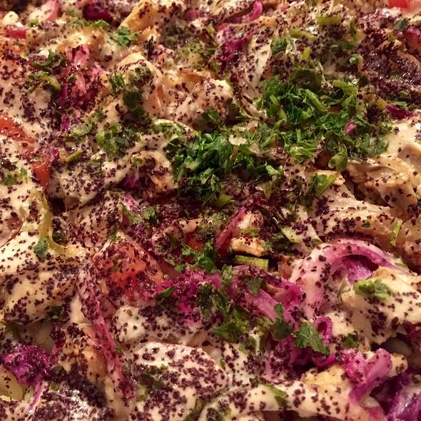 Chicken Schwarma Plate - Petra Mediterranean Bistro, Seattle, WA
