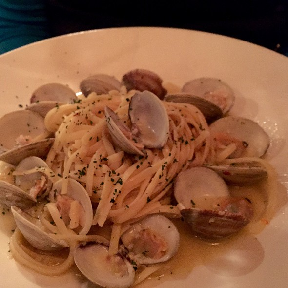 Linguini and Clams - The Fishery, San Diego, CA