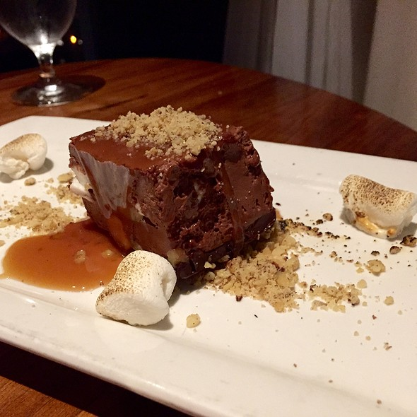 Rocky Road Terrine - Cusp Dining & Drinks, San Diego, CA