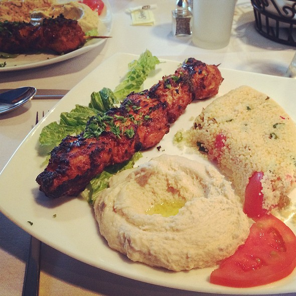 Shish Tawook - Leila, West Palm Beach, FL