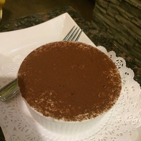 Tiramisu - Fabiolus Cucina, Hollywood, CA