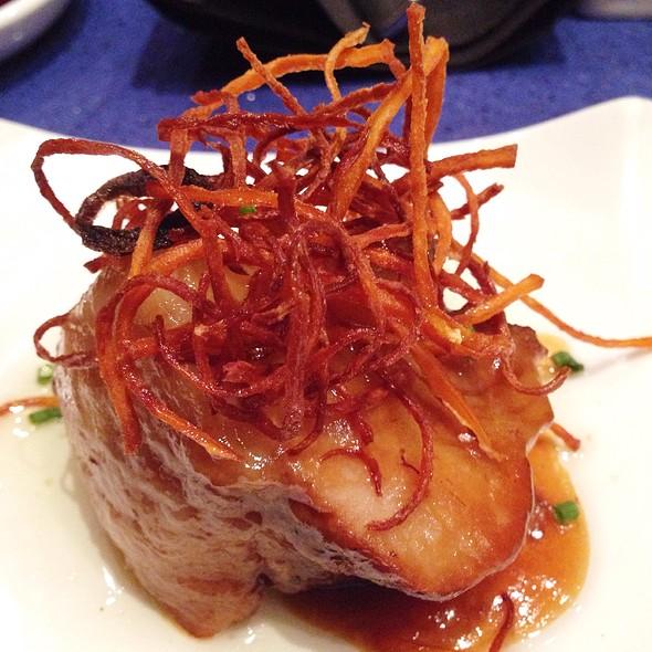 Kurobuto Pork Belly - Shari Sushi Lounge, Orlando, FL