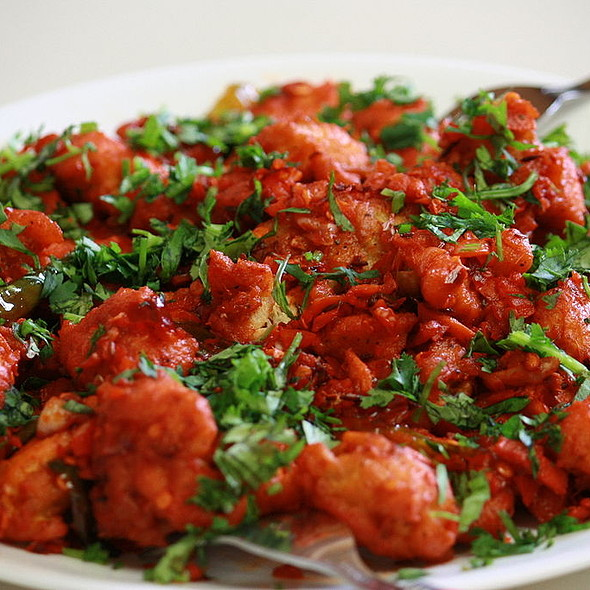 Indian Street Food Canton