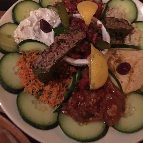 Mezze Plate - Bosphorous Turkish Cuisine - Winter Park, Winter Park, FL