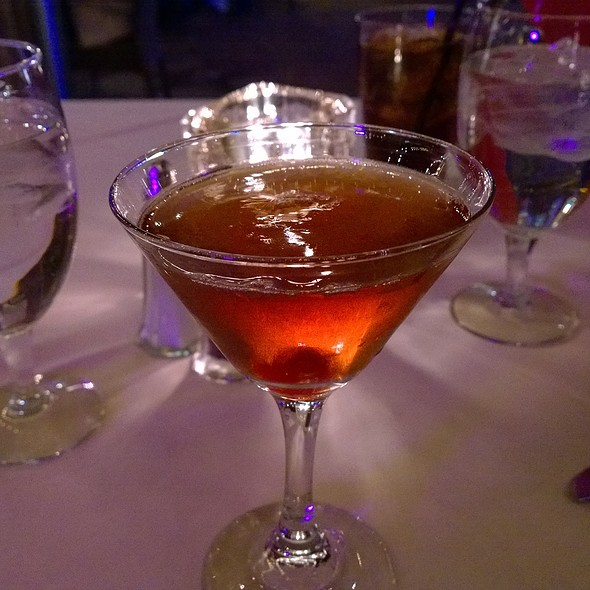 Manhattan - Sammy G's Tuscan Grill, Palm Springs, CA