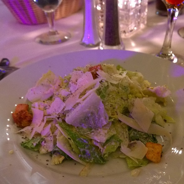 1/2 Ceaser Salad - Sammy G's Tuscan Grill, Palm Springs, CA