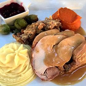 Oven Roasted Turkey - Lavender Bistro, La Quinta, CA