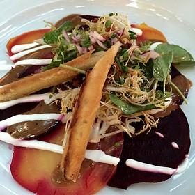Roasted Beet Salad - Lavender Bistro, La Quinta, CA