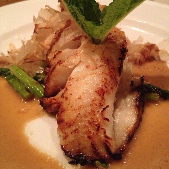 Miso Black Cod - Natsumi Restaurant, New York, NY