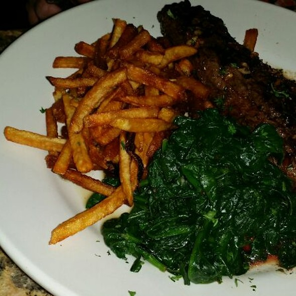 Skirt Steak - Sullivan Bistro, New York, NY