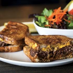 Patty Melt - Grand Cafe @ Omni Los Angeles, Los Angeles, CA