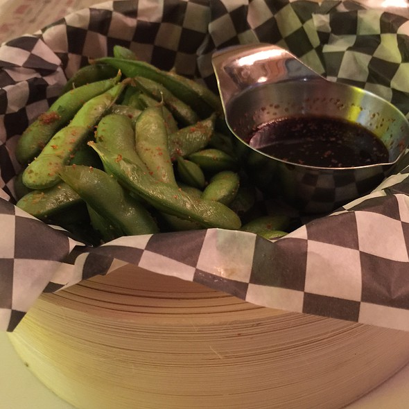 edamame - Rogue Kitchen & Wetbar, Vancouver, BC