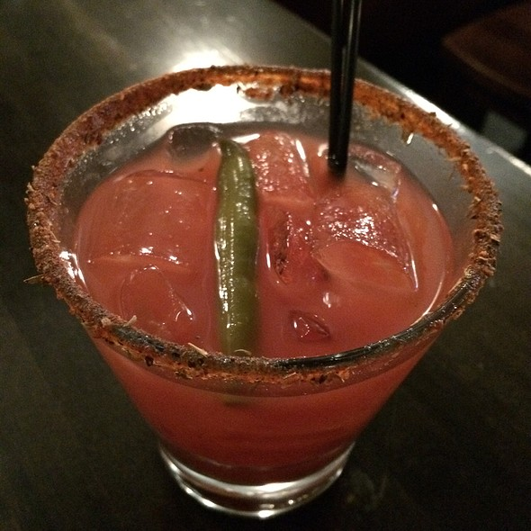 Bloody Mary - Tremont 647, Boston, MA