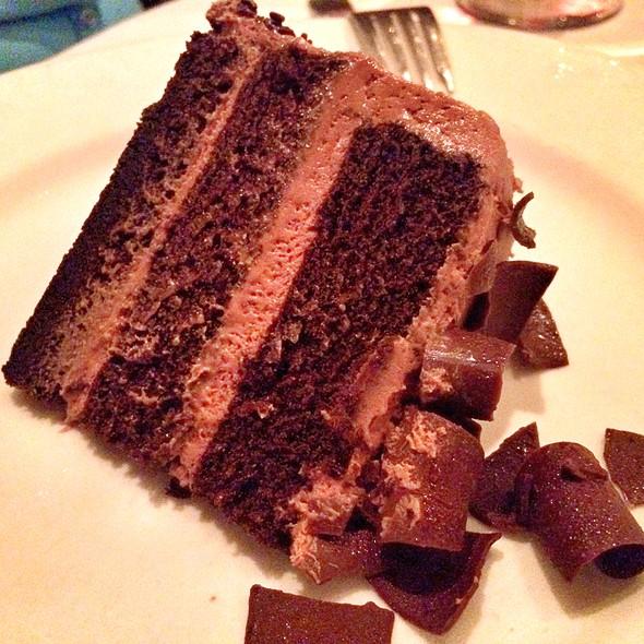 Chocolate Cake - Dal Rae, Pico Rivera, CA