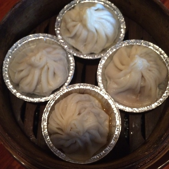 Juicy Pork Dumplings - Bao Dim Sum House, Los Angeles, CA