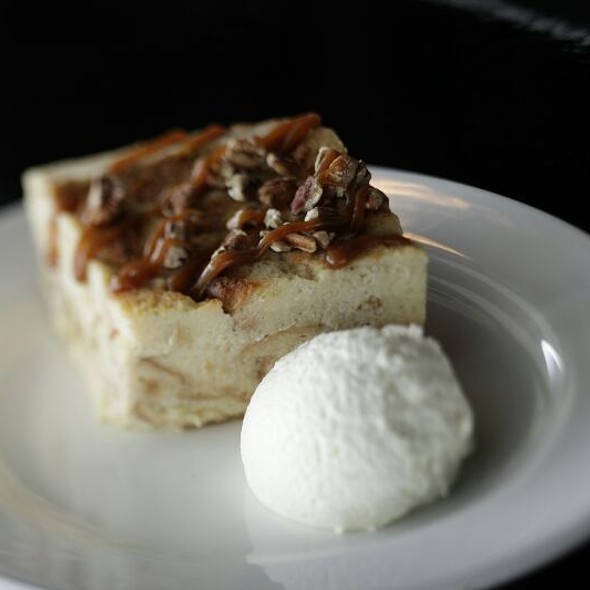 Bread Pudding - The Northside Social, Indianapolis, IN