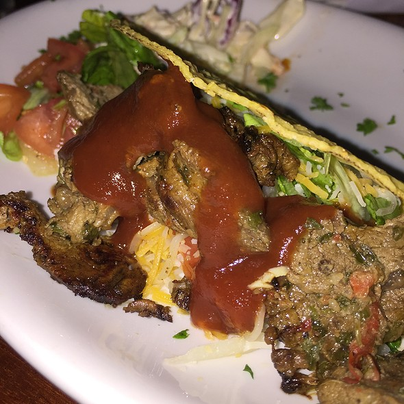 Bbq Filet Mignon Taco - The Lost and Found Saloon, Miami, FL