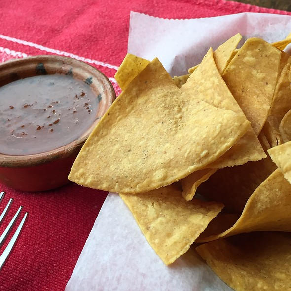 Tortilla Chips and Salsa - Charrito's - Weehawken, Weehawken, NJ