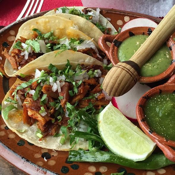 Tacos al Pastor - Charrito's - Weehawken, Weehawken, NJ