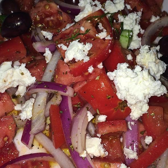 Tomato Salad - Ethos - Gallery, New York, NY