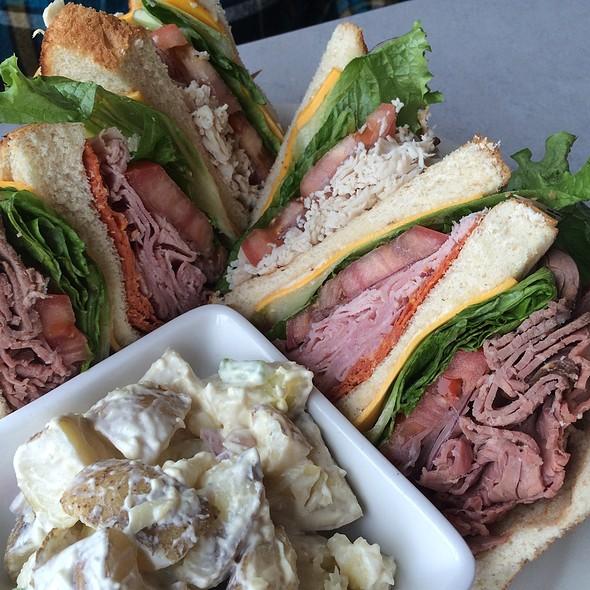 Dagwood Sandwich - Dish n' Dat, Canton, CT