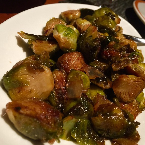 Brussel sprouts - Craftsteak - MGM Grand, Las Vegas, NV