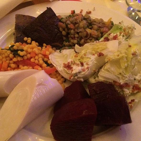 Salad Bar Selection - Churrascaria Plataforma Brazilian Steakhouse, New York, NY