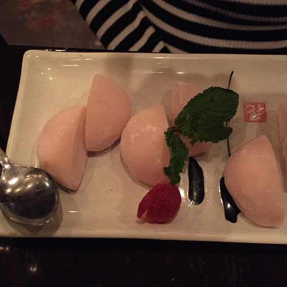 Strawberry Mochi  - Kouzan, New York, NY