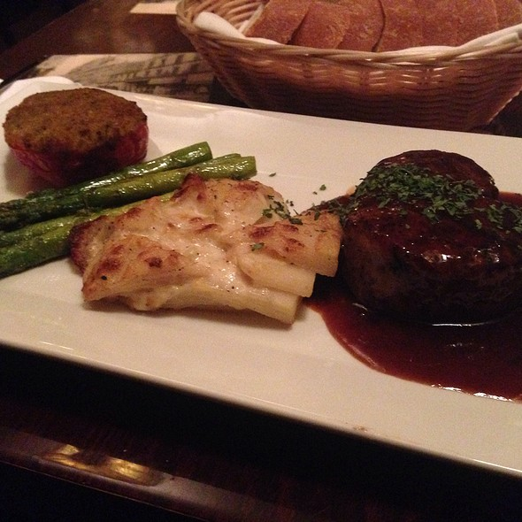 Filet Mignon - Paris 66, Pittsburgh, PA