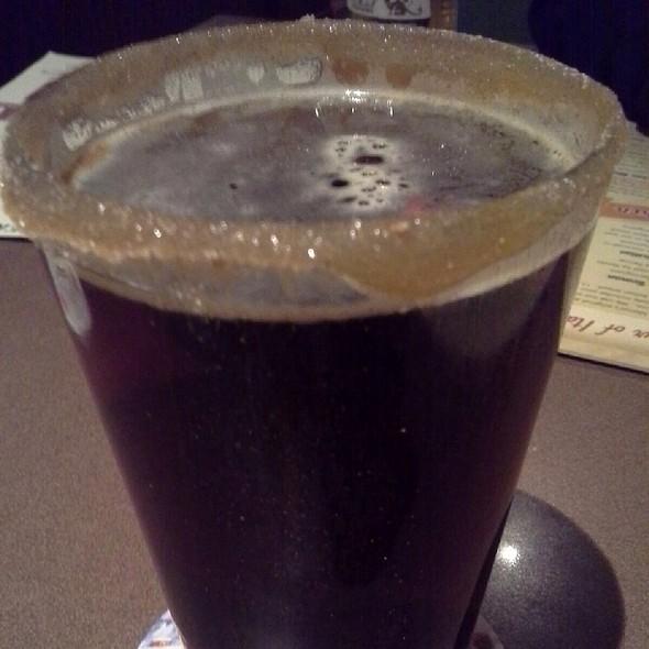 Shipyard Gingerbreadhead Ale - Spumoni's Restaurant, Pawtucket, RI