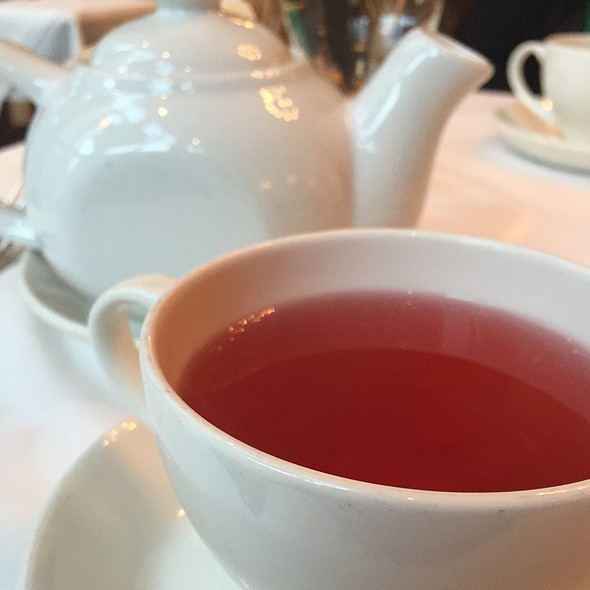 Spiced Plum Tea - Sarabeth's East, New York, NY