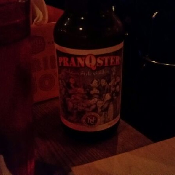 North Coast Brewing Pranqster Ale - The Silver Dollar - Priority Seating, Louisville, KY