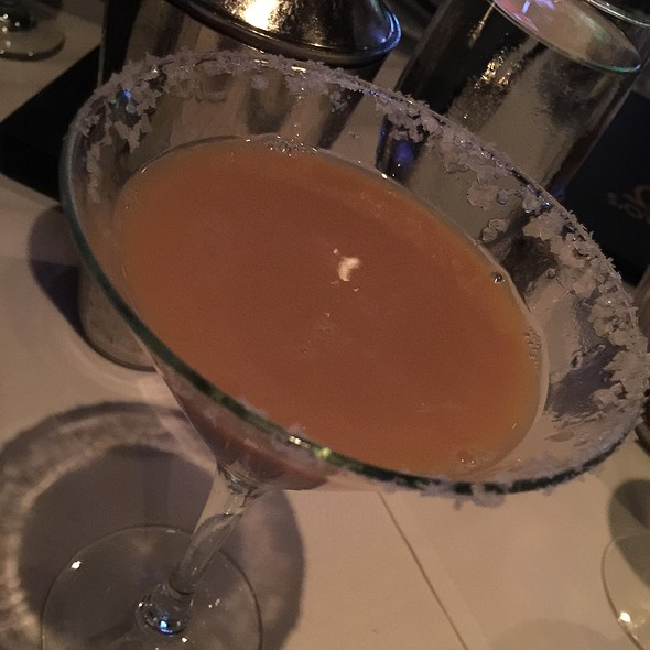 Salted caramel martini - Mastro's Steakhouse - Thousand Oaks, Thousand Oaks, CA