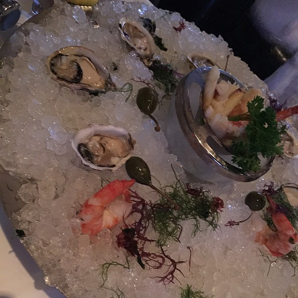 Seafood Tower - Mastro's Steakhouse - Thousand Oaks, Thousand Oaks, CA