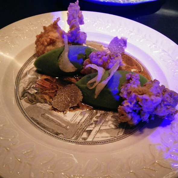 Crispy Chicken - Rose. Rabbit. Lie. at The Cosmopolitan of Las Vegas, Las Vegas, NV