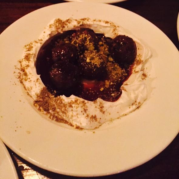 Meatball In Pomegranate Sauce - Miriam, Brooklyn, NY