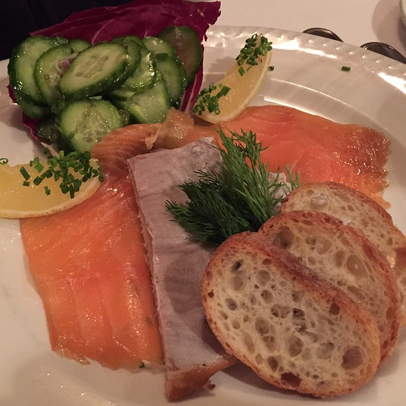 Smoked Salmon And Trout - La Boite en Bois, New York, NY