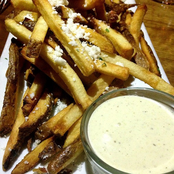 Queso Fresco Fries - Beso, Hollywood, CA