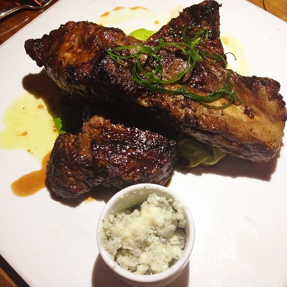 26Oz. Ribeye W/ Worcestershire Butter - Beso, Hollywood, CA