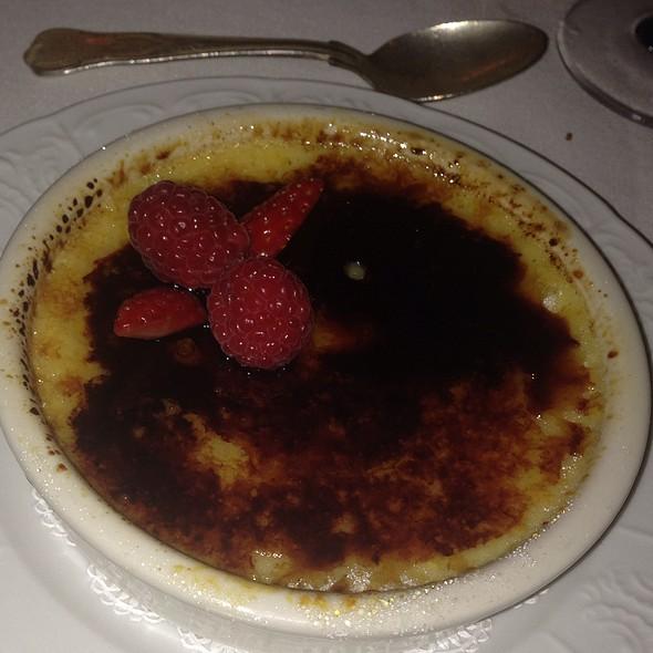 Crème Brûlée - Ram's Head Inn, Galloway, NJ