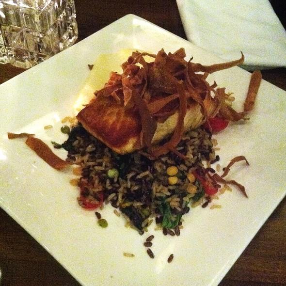 Fresh East Coast Salmon - Charcoal Steak House, Kitchener, ON