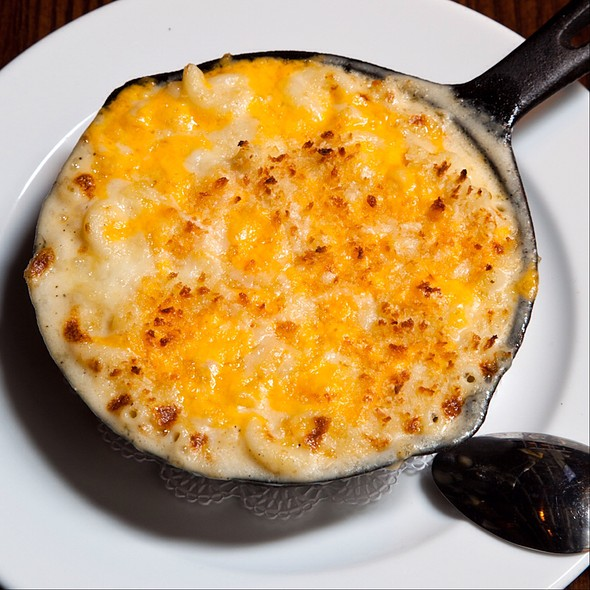 Macaroni and Cheese - Trinity Place Bar & Restaurant, New York, NY