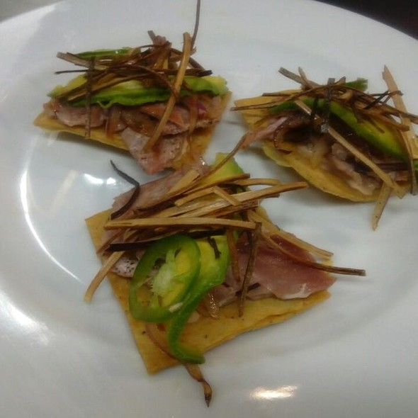 Tostadas - Red Fish & Drinks, Naucalpan, MEX