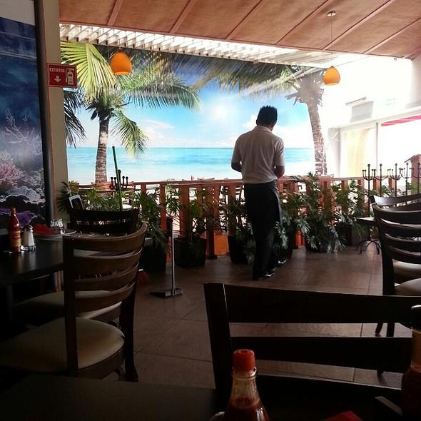 Terraza - Red Fish & Drinks, Naucalpan, MEX