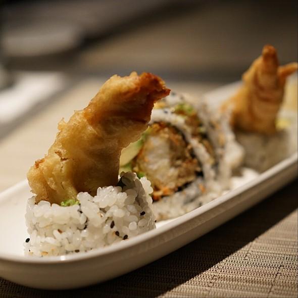 soft shell crab roll - Morimoto - Napa, Napa, CA